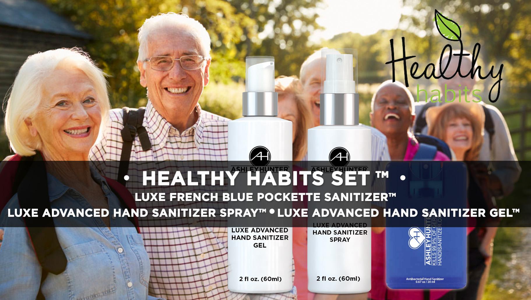 HEALTHY HABITS SET™