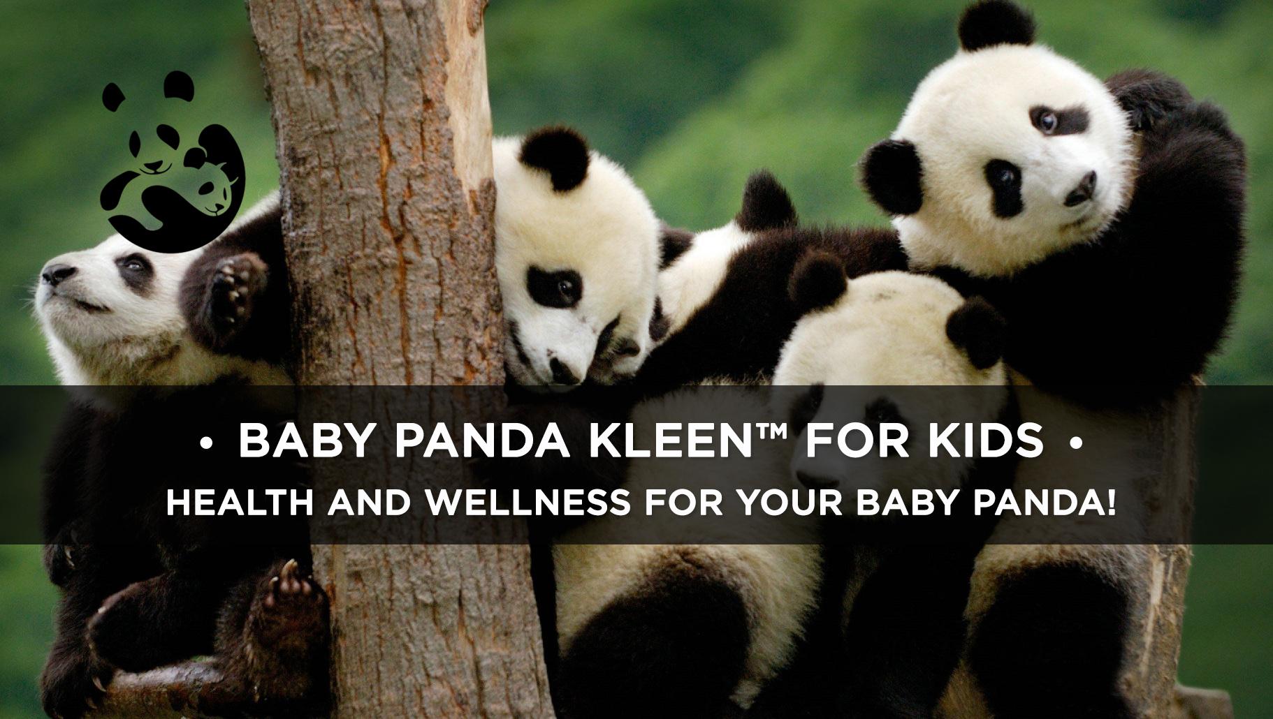 BABY PANDA KLEEN™